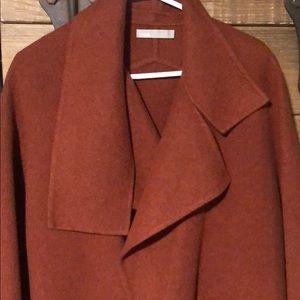 Brand New Never Worn Vince Blanket Coat